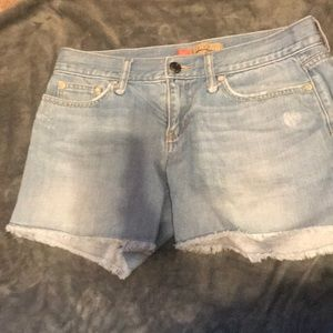 Old Navy jean shorts size 6
